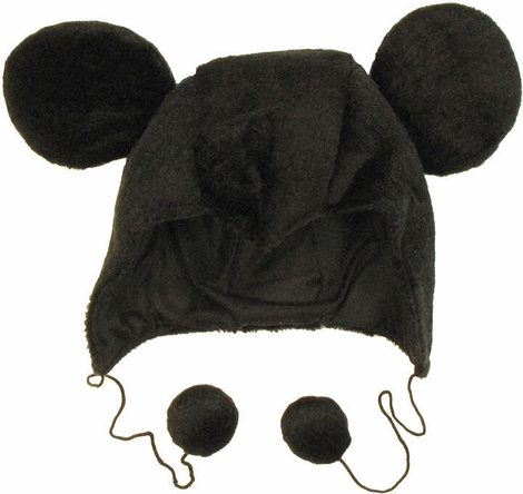 Mickey Mouse Hood Lapland Beanie