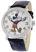 Mickey Mouse Mens Vintage Watch