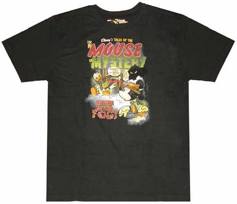 Mickey Mouse Mouse of Mystery T-Shirt