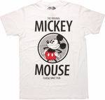 Mickey Mouse Original T Shirt Sheer