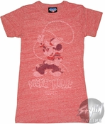 Mickey Mouse Rodeo Baby Tee