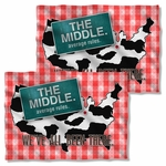 Middle Been There FB Pillow Case
