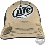 Miller Lite Two Tone Hat