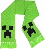 Minecraft Creeper Scarf