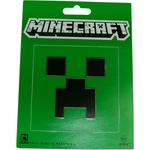 Minecraft Creeper Sticker