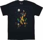 Minecraft Tight Spot T-Shirt