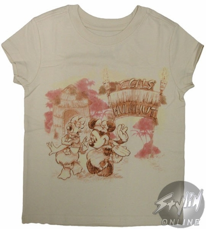 Minnie Mouse Girls T-Shirt