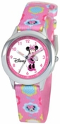 Minnie Mouse Kids Time Teacher Watch
