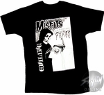 Misfits Fangs T-Shirt Sheer