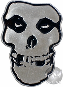 Misfits Logo Belt Buckle