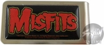 Misfits Name Money Clip