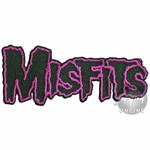 Misfits Name Patch