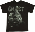 Modern Warfare 2 Ghost T-Shirt