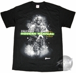 Modern Warfare Soldier Gun T-Shirt