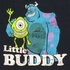 Monsters Inc Little Buddy Juvenile T Shirt