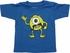 Monsters Inc Mike with Mustache Toddler T-Shirt