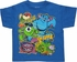 Monsters Inc Oozma Kappa Glow Juvenile T Shirt