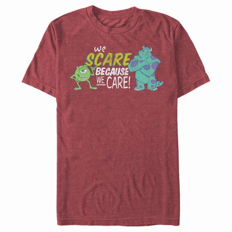 Monsters Inc Scare Care T-Shirt