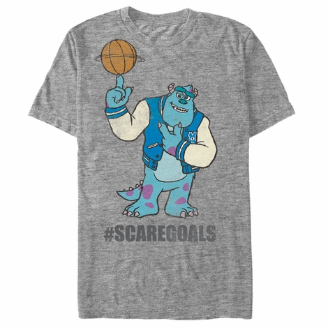 Monsters Inc Scare Goals T-Shirt