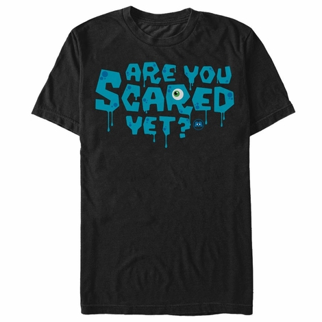 Monsters Inc Scared Yet T-Shirt