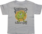 Monsters Inc Smooth Talkin Guy Juvenile T Shirt