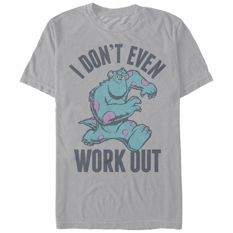 Monsters Inc Sulley No Work T-Shirt
