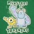 Monsters Inc Training Toddler T Shirt