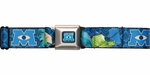 Monsters University Mike and Sully Seatbelt Belt
