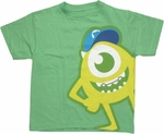Monsters University Mike Juvenile T Shirt