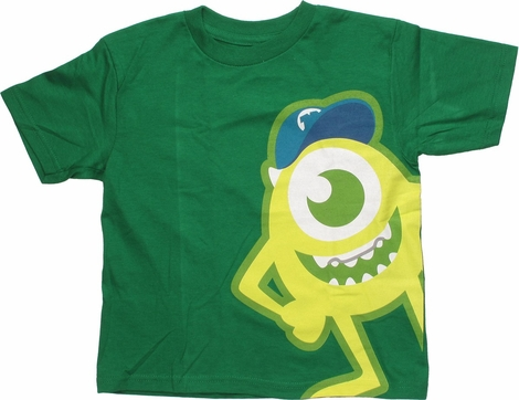 Monsters University Mike Wazowski Youth T-Shirt