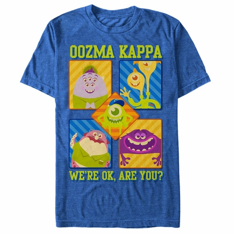 Monsters University Oozma OK T-Shirt