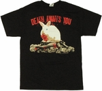 Monty Python Death Awaits You T Shirt