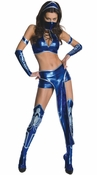 Mortal Kombat Kitana Adult Costume