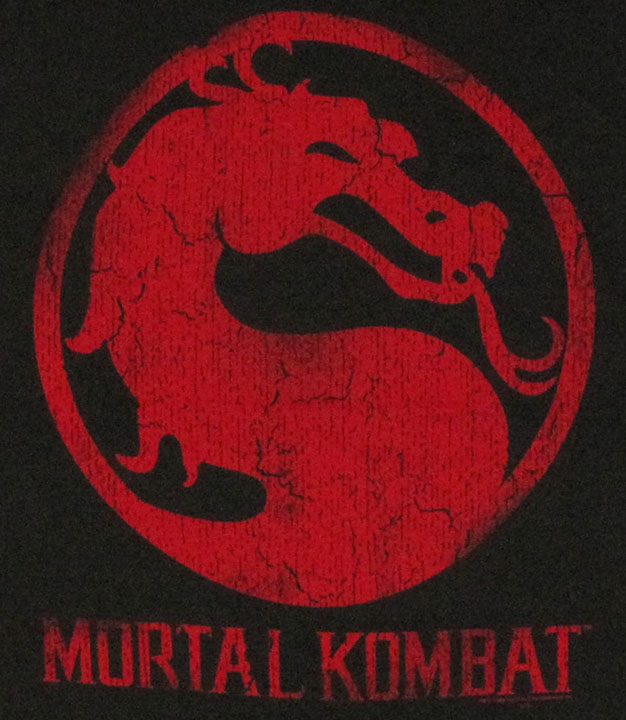 Home > Shop By Category > Video Game T-Shirts > Mortal Kombat > Mortal ...: www.stylinonline.com/t-shirt-mortal-kombat-logo-red-black.html