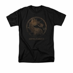Mortal Kombat X Metal Seal T Shirt