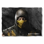 Mortal Kombat X Scorpion Pillow Case