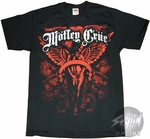 Motley Crue Saints T-Shirt