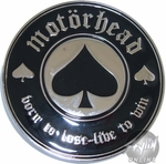 Motorhead Ace of Spades Buckle