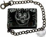 Motorhead Stitch Wallet
