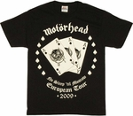 Motorhead Tour T-Shirt