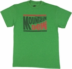 Mountain Dew Vintage Logo T Shirt