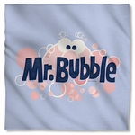 Mr Bubble Eye Logo Bandana