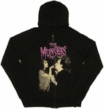 Munsters Duo Junior Hoodie