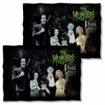Munsters Family FB Pillow Case