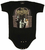 Munsters Family Snap Suit