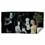 Munsters Family Towel
