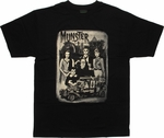 Munsters Go Home T-Shirt
