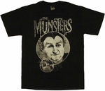 Munsters Grandpa T Shirt