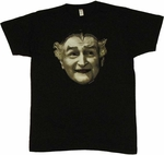 Munsters Grandpa T Shirt Sheer