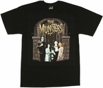 Munsters Group T-Shirt